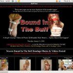 Boundinthebuff.com Trial Free