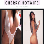 Cherry Hot Wife Without Card