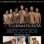 Club Amateur USA Login Pass