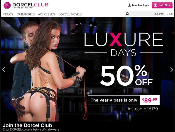 Dorcelclub.com Acc