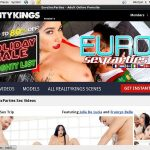 Eurosexparties.com Trial Videos