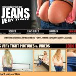 Free Jeans Very Tight Acounts