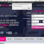 Free Password Gay Hookup Affair