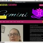Get Princess Gemini Deal