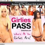 Girlies Pass With Visa