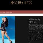 Hersheykyss.modelcentro.com For Free