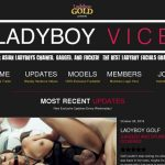 Ladyboy Vice Join With SMS