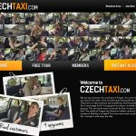 Mobile Czech Taxi Account