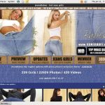 Special Jeans Babes Trial