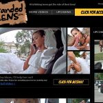 Strandedteens.com Car Sex