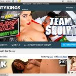 Teamsquirt.com Using Pay Pal