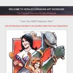 Veralsis Spanking Art Members Discount