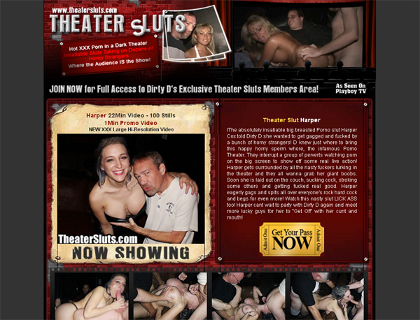 Watch Theatersluts.com Free