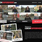 Working Czech Experiment Login