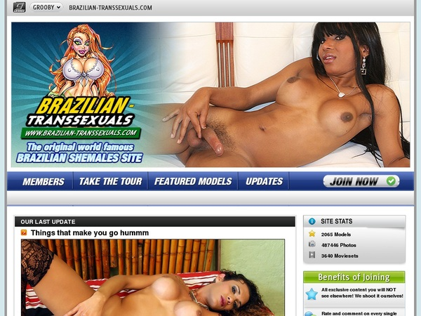 Braziliantranssexuals Free Trial Subscription