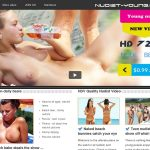 Nudist Young Hub