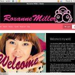 Roxanne Miller Streaming