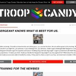 Troop Candy Threesome