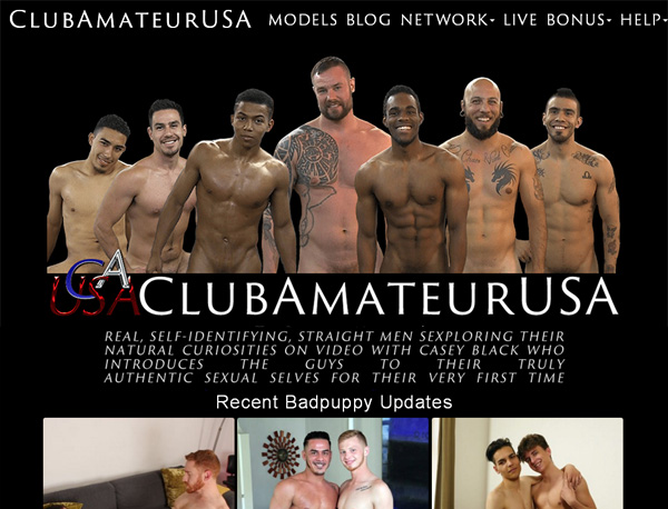 Free Trial Club Amateur USA Login