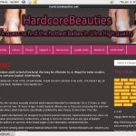 Free Hardcorebeauties Discount Membership