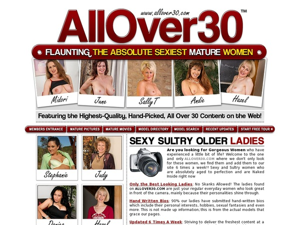 Allover30original Hub