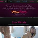 Account Wowporn.com Free