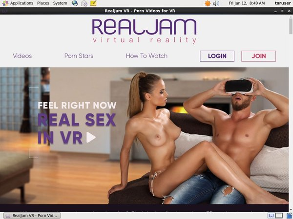 Real Jam VR Free Trial Subscription