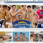 Raunchy Twinks Join Anonymously