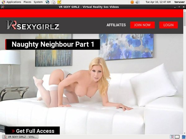 VR Sexy Girlz On Sale