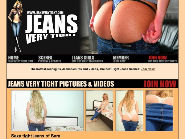 Jeans Very Tight Online
