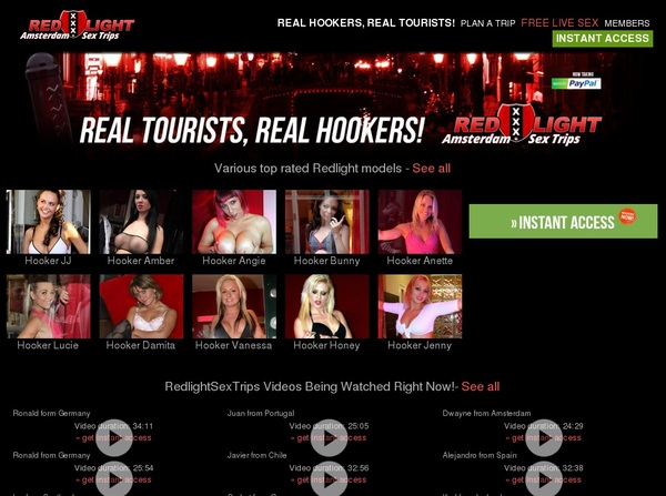 Red Light Sex Trips Trial Offer