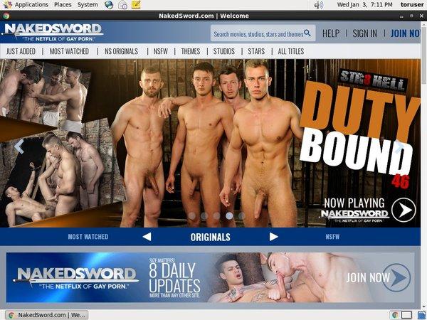 Nakedsword.com Newest
