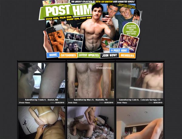 Posthim.com Free Trial Tour
