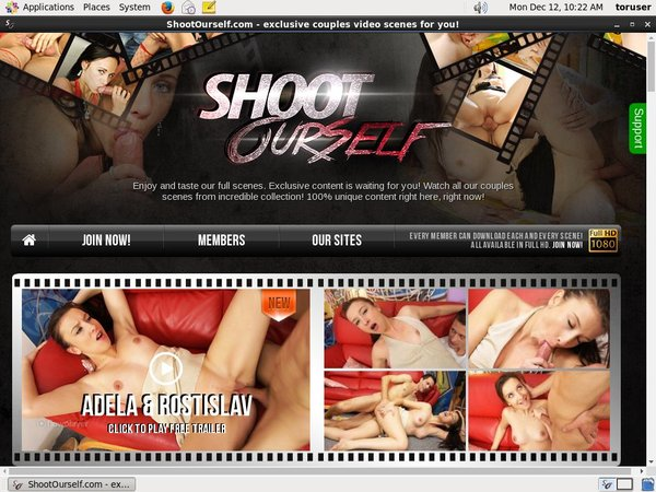 Shootourself.com アカウント