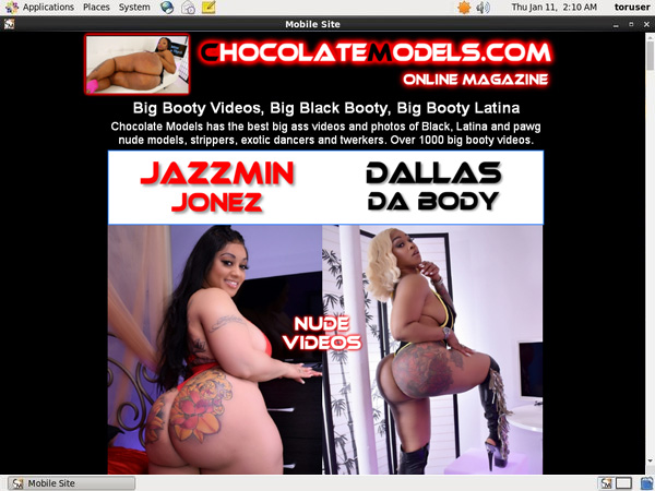 Models Chocolate Free Full Videos