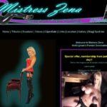 Free Mistress Zena Access
