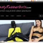 Nasty Rubber Girls Nasty Latex Girls