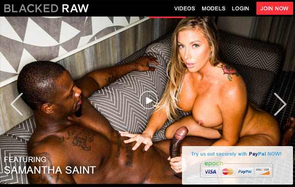 Raw Blacked Sex