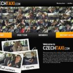 Czechtaxi Account Info