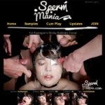 Sperm Mania Valid Password