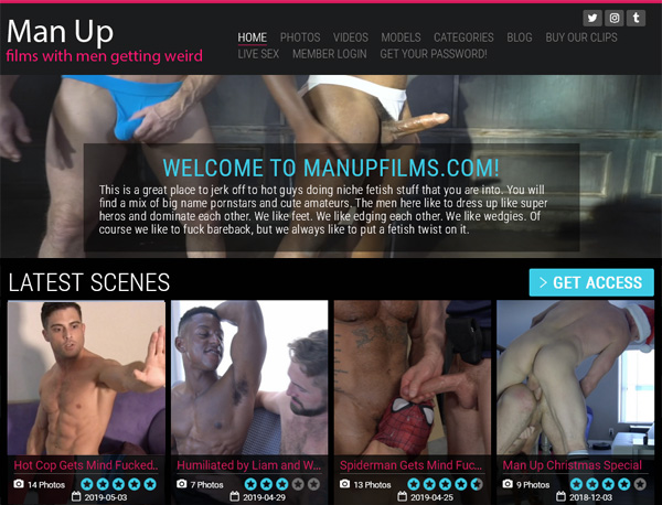 Daily Man Up Films Acc