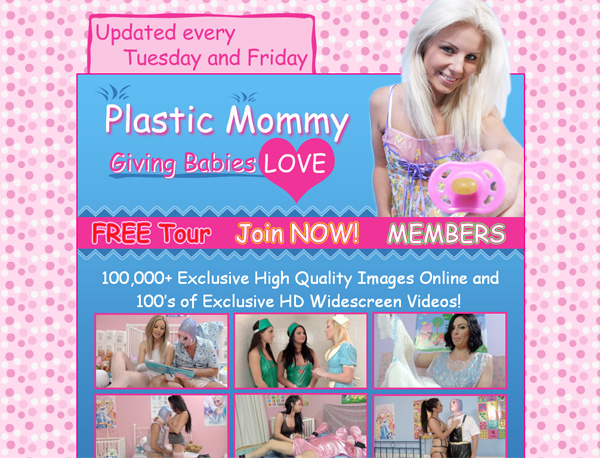 Plastic Mommy Website Password