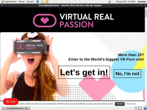 Virtualrealpassion Pay Using