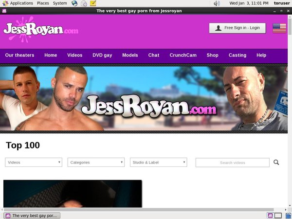 Free Jessroyan.com Login And Pass