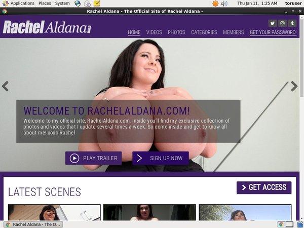 Rachelaldana Password Accounts