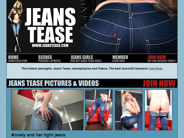 Jeans Tease Free Premium Account