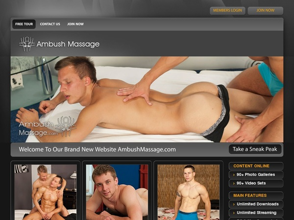 Ambushmassage Billing Form