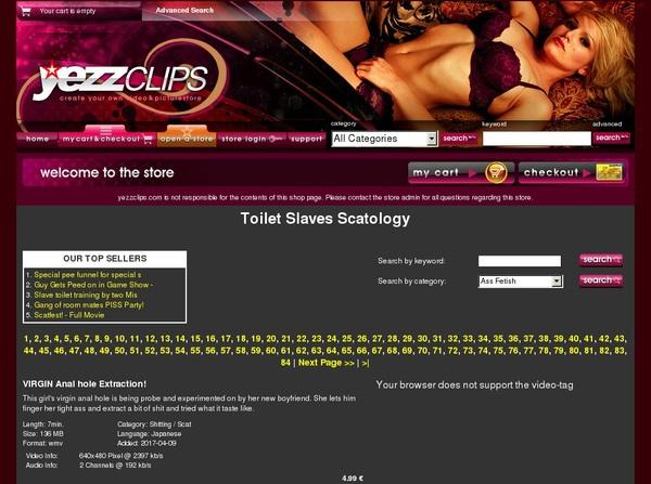 Yezzclips.com With Ukash