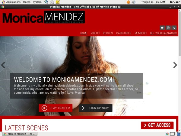 Account For Monica Mendez Free