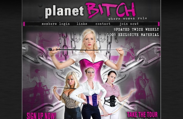 Planetbitch.com Gallaries